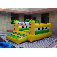 Wholesale Customized Attractive Mini Inflatables , Inflatable Bouncer Tiny House For Children from china suppliers