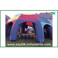 Wholesale Hiking PVC Tarpaulin Inflatable Air Tent Spider Waterproof For Family Outdoor Camping from china suppliers