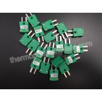 Buy cheap Type K Mini Thermocouple Connector Male And Female Parts For Signal Transfer from wholesalers