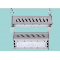 Wholesale Super Bright Led Linear High Bay Fixtures , Warm White Linear High Bay Light from china suppliers