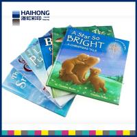 Wholesale Smyth sewn bound / grey board hardcover childrens book printing with UV and embossing from china suppliers
