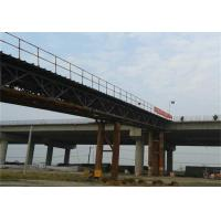 Wholesale Highway TDR Type Steel Truss Bridge With Full Load - Carrying Capability from china suppliers