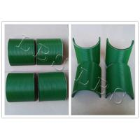 Wholesale Split Sleeve Polymer Nylon Lebus Grooved Drum Sleeve Device Machine from china suppliers