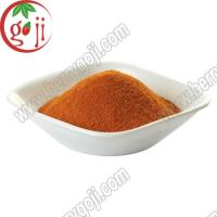 Buy cheap EU standard dried goji Berry Juice Powder in low pesticide from wholesalers