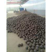 Wholesale Forged Grinding Steel Balls For Mining And Cement Mill High Hardness from china suppliers