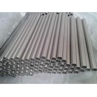Wholesale High Density Seamless Titanium Pipe In Condenser And Pipeline , 5mm - 10mmthickness from china suppliers