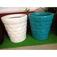 Wholesale 2015 hot sale waterproof cheapest flower pot W0041 from china suppliers
