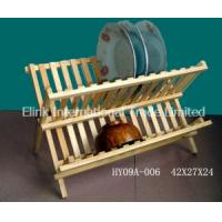 Wholesale China Bamboo & Wooden Dish Rack for Kitchen Implement from china suppliers