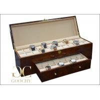 Wholesale 40 Wrist Watches / Mechanical Watches Mens Jewelry Box , Mens Watch Boxes from china suppliers
