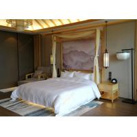 Wholesale Quality Designer Star Resort Wooden Commercial Hotel Bedroom furniture from china suppliers