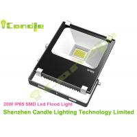 Wholesale Natural White 20 Watt Led Flood Light High Power 4500k 1700lm , 50000 Hour Long Life from china suppliers