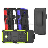 Wholesale Wholesale phone case,special two-in one anti-skidding holder case for Nokia 635,TPU+Plastic,anti-shock,anti-dust from china suppliers