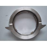 Wholesale Steel Rotary Printing Machine Spares , Printing Machine Gears Repeat Head Replacement from china suppliers