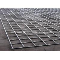 Wholesale Concrete Reinforcement Welded Mesh Panels Weaving With Electric Galvanized Iron Wire from china suppliers