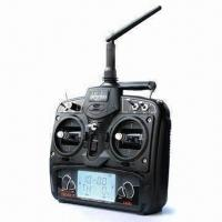 Wholesale Walkera DEVO 7 Quad-bearing Design Remote Control, 7-point Throttle Curve Makes Control Exquisitely from china suppliers