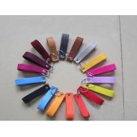 Wholesale high quality factory price wholesale custom logo wool felt keychain from china suppliers