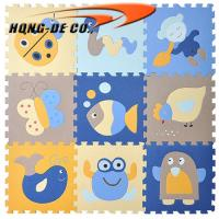 Wholesale Non-toxic Children puzzle mat Safe,soft,durable and easy to wipe clean with soap and water from china suppliers