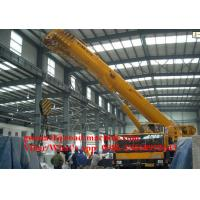 Wholesale Lifting Hydraulic 35000KG/35T  Truck Crane With 47M Telescopic Boom from china suppliers