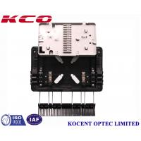 Wholesale Aerial 1*8 PLC Fiber Optic Splitter Box Outdoor Waterproof KCO-GJS08 For FTTH GPON ABS PP from china suppliers