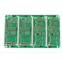 Wholesale FR-4 Green Aluminum Automotive PCB GPS 1oz Copper Electronic Pcb Assembly  from china suppliers