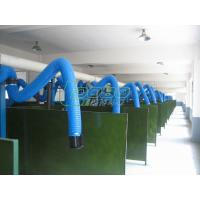 Wholesale wall mounted fume extraction arms for dust collection system, flexible dust collection arms from china suppliers