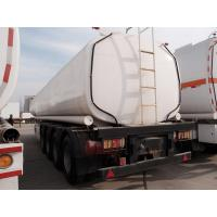 Quality 3-4 Axle Widely Used Fuel Tanker Truck/semi Trailer Made In China For Sale for sale
