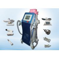 Wholesale Vacuum Roller Cavitation Laser Cryo Freeze Fat Machine For Increasing Skin Elasticity from china suppliers