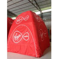 Quality Promotional Inflatable Tent , Inflatable Advertising Tent Manufacturer for sale