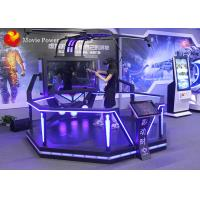Wholesale 9D VR Virtual Reality Cinema Theme Park Free Walker Simulator For Amusement Park from china suppliers