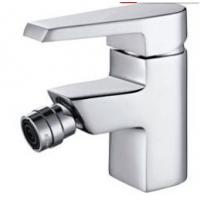 Wholesale Automatic Mix Single Hole Bidet Mixer Taps Ceramic , Deck Mounted Fucet from china suppliers