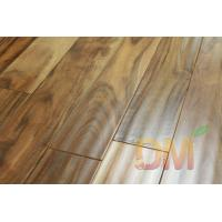 Buy cheap Hand scraped acacia wooden flooring asian walnut acacia solid wood flooring from wholesalers