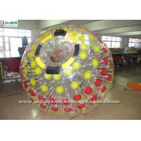 Wholesale 2 Persons Big Sports Inflatable Zorb Balls , Inflatable Balls That You Get Inside Of from china suppliers