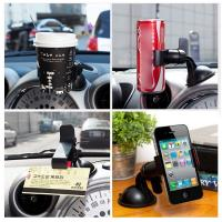 Wholesale 360° Rotating Desktop Phone Holder Stand Bracket For IPhones Powerful Suction from china suppliers