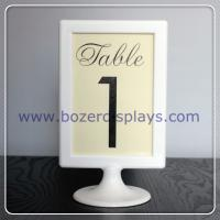 Wholesale Table Number Sign from china suppliers