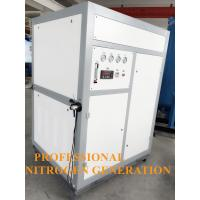 Wholesale 3-10Nm3 / H High Purity Nitrogen Generator , Mobile Nitrogen Gas Generator System from china suppliers