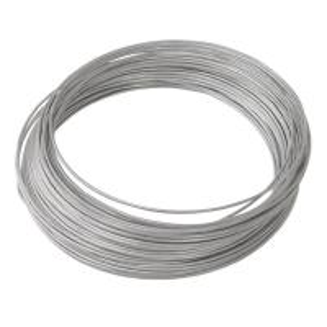 Soft Stainless Steel Extension Springs Wire Wear Resistance EN10270-3 NS Standard