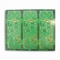 Wholesale High-density Multilayered PCB with 1.6 ±0.16mm Finish Thickness and ENIG Surface Finish from china suppliers