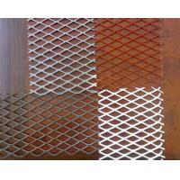 Wholesale Stainless Steel Heavy Expanded Metal Wire Mesh Thickness 0.5 mm For Fence from china suppliers