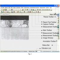 Wholesale Image Editing  Metallurgical Analysis Investigation Software With Image Processing from china suppliers