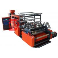 Wholesale Single Layer Stretch / Cling Film Extruder Machine 500 - 1500mm Width from china suppliers