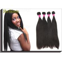 Wholesale Glossy Straight Virgin Brazilian Human Hair Extensions For Adults Clean & Neat Ends from china suppliers