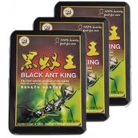 China Black Ant King Male Male Enhancement Product Tin Packing on sale