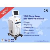 Wholesale 2000w 808nm Laser Hair Removal Machine Microchannel Cooling System from china suppliers