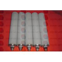 Quality Hot Sale porous Sintered Stainless Steel Microporous Filters for sale