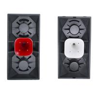 Quality Dual 15'' Deep Sound PA Speaker For LF&HF Super Clear Voice Top Quality Product indoor karaoke speaker box  loudspeaker for sale