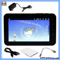 Wholesale 8GB 7-Inch A10 Android 4.0 Tablet Computer Piano Paint White Shell Five Touch Screen -88008372 from china suppliers