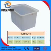 Wholesale stackable plastic turnover box from china suppliers