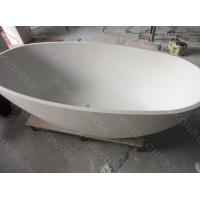 Wholesale Artificial Stone Bathtub from china suppliers