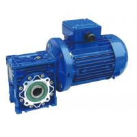 Wholesale RV Aluminum Alloy Worm Gear Reducer With Small Gear Motor And Extension Shaft from china suppliers