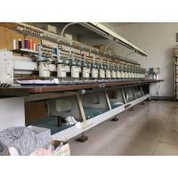 Wholesale Multi Thread Used Barudan Embroidery Machine 2Nd Hand Embroidery Machine from china suppliers